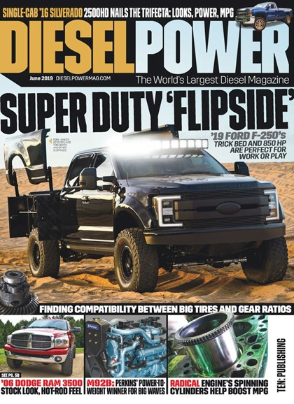Diesel Power Cover - 6/1/2019