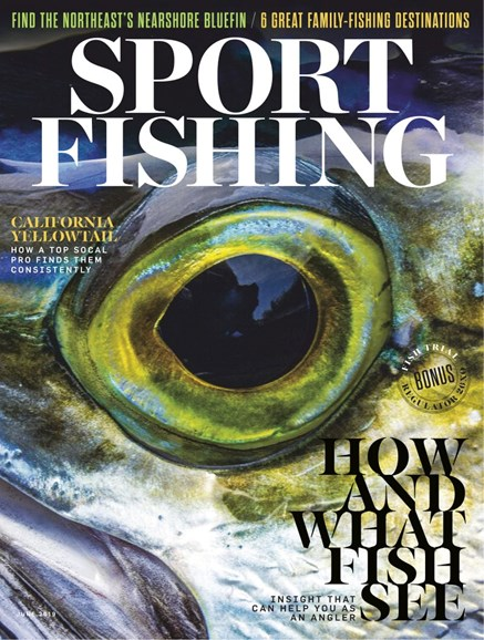 Sport Fishing Cover - 6/1/2019