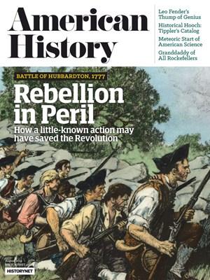 American History Magazine | 8/2019 Cover