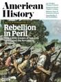 American History Magazine   8/2019 Cover
