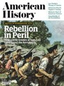 American History Magazine | 8/2019 Cover