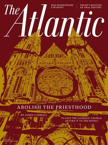The Atlantic Cover - 6/1/2019