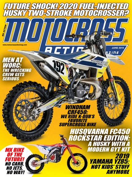 Motocross Action Cover - 6/1/2019