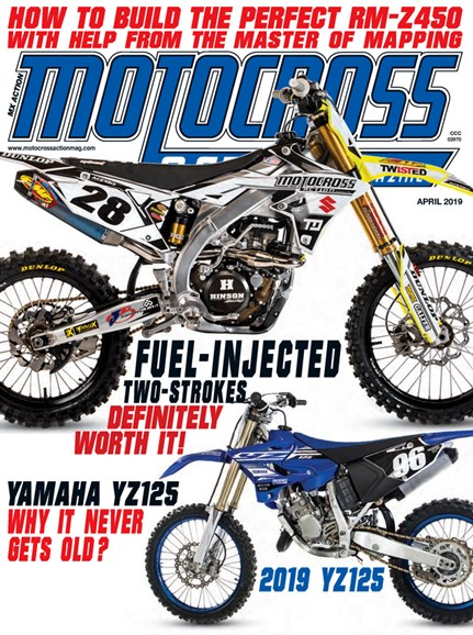 Motocross Action Cover - 4/1/2019