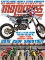 Motocross Action Magazine | 3/2019 Cover