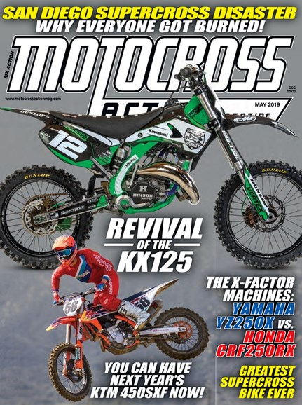 Motocross Action Cover - 5/1/2019