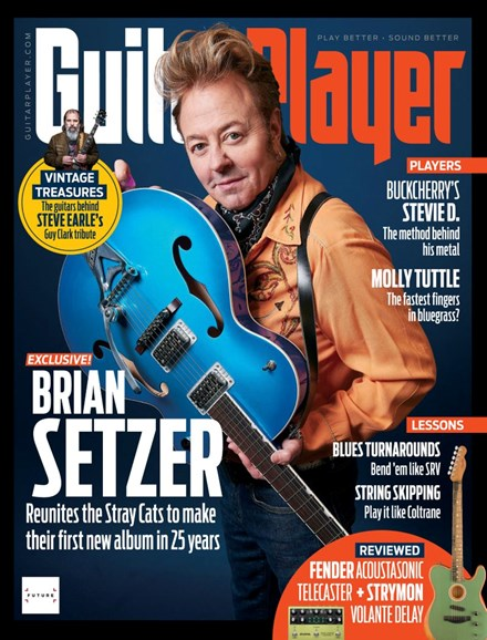 Guitar Player Cover - 5/1/2019