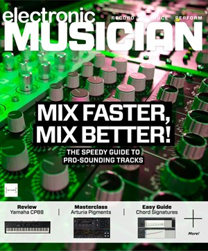 Electronic Musician | 6/2019 Cover
