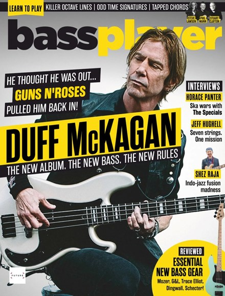 Bass Player Cover - 5/1/2019
