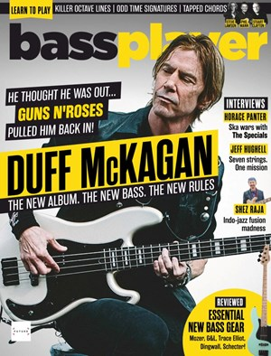 Bass Player | 5/2019 Cover
