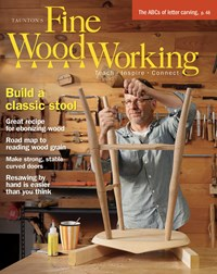 Fine Woodworking Magazine | 6/2019 Cover