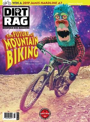 Dirt Rag Magazine | 4/2019 Cover