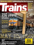 Trains Magazine 5/1/2019