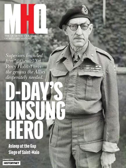 MHQ: Military History Quarterly Cover - 6/1/2019