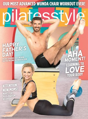 Pilates Style Magazine | 5/2019 Cover
