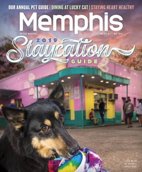 Memphis Cover - 5/1/2019