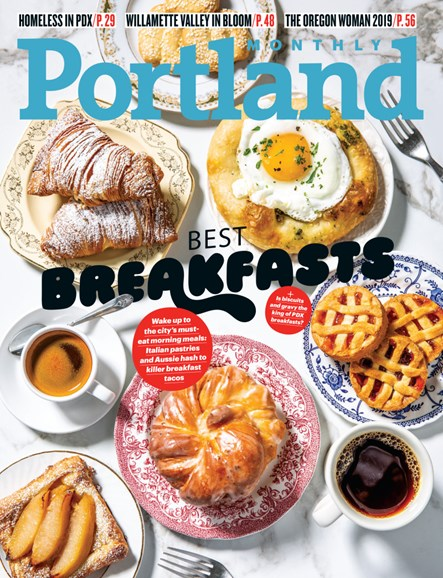 Portland Monthly Cover - 5/1/2019