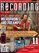 Recording Magazine 5/1/2019