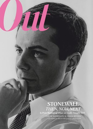 Out Magazine | 6/2019 Cover