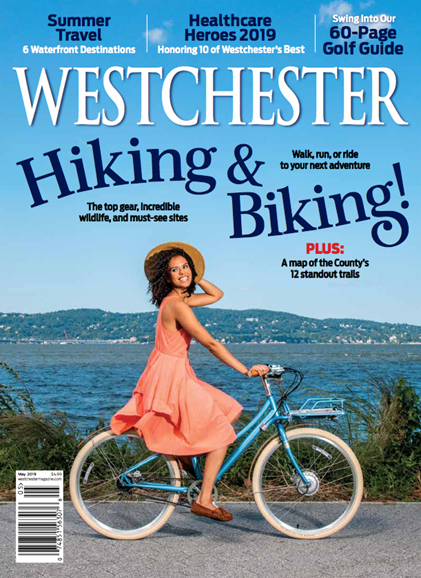 Westchester Magazine Cover - 5/1/2019