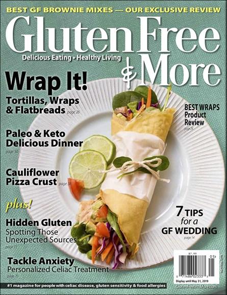 Gluten Free & More Cover - 4/1/2019