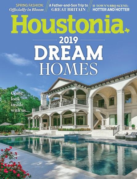 Houstonia Cover - 4/1/2019