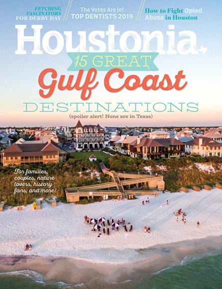 Houstonia Cover - 5/1/2019