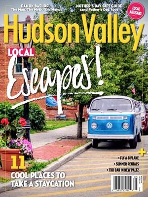 Hudson Valley Magazine | 5/2019 Cover