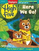 High Five Magazine 6/1/2019