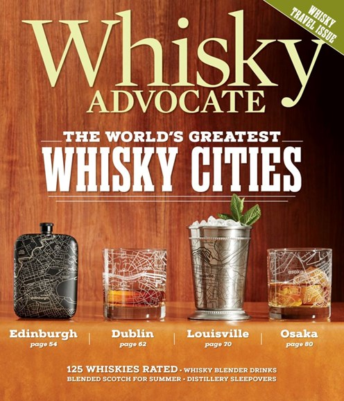 Whisky Advocate Cover - 6/1/2019