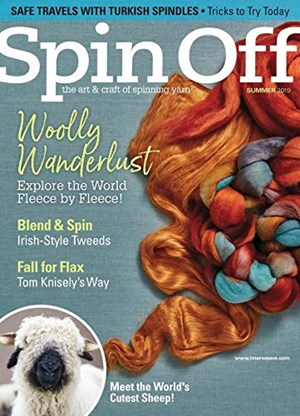 Spin Off Magazine | 6/2019 Cover