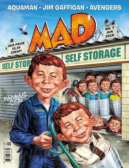 Mad Cover - 6/1/2019