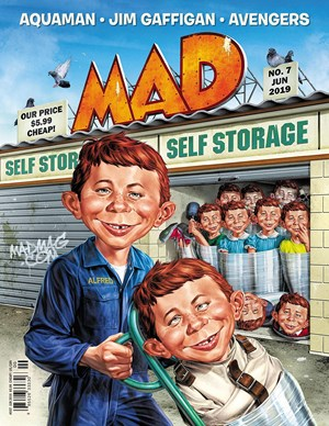 Mad Magazine | 6/2019 Cover