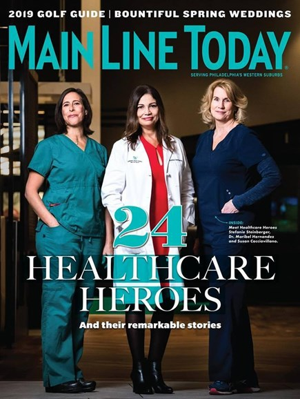 Main Line Today Cover - 5/1/2019