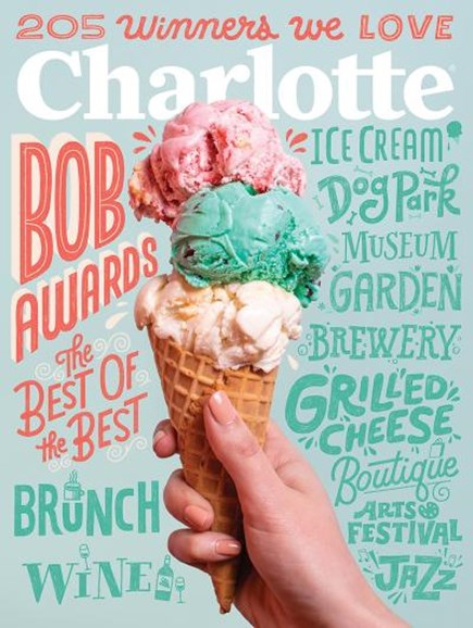 Charlotte Magazine Cover - 5/1/2019