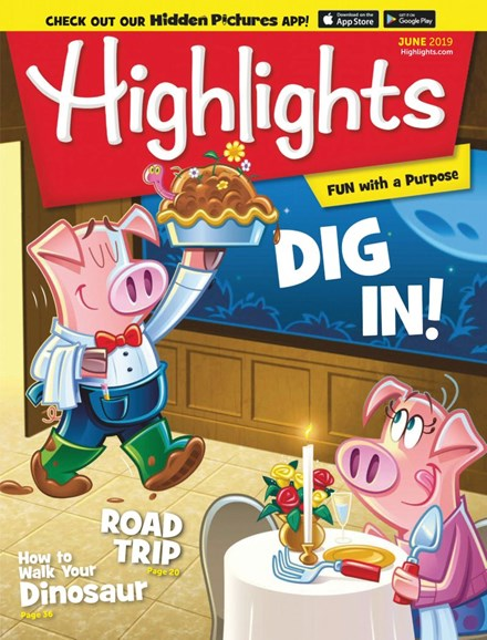 Highlights Cover - 6/1/2019