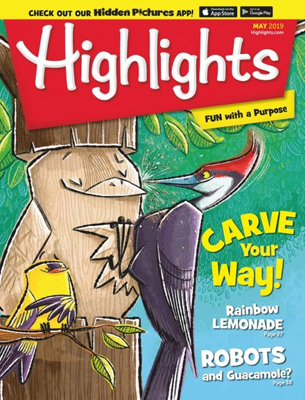 Highlights Cover - 5/1/2019