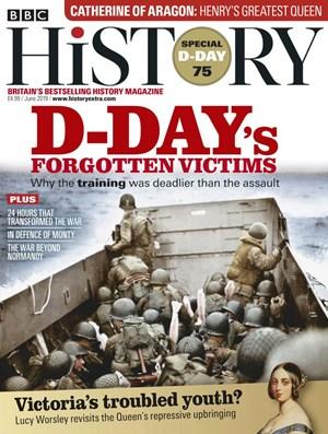 BBC History Magazine | 6/2019 Cover