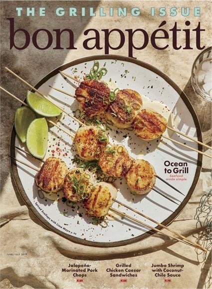 Bon Appétit Cover - 6/1/2019