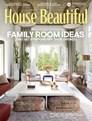 House Beautiful Magazine   6/2019 Cover