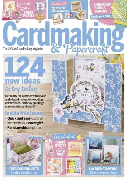 CardMaking & PaperCrafts Cover - 6/1/2019