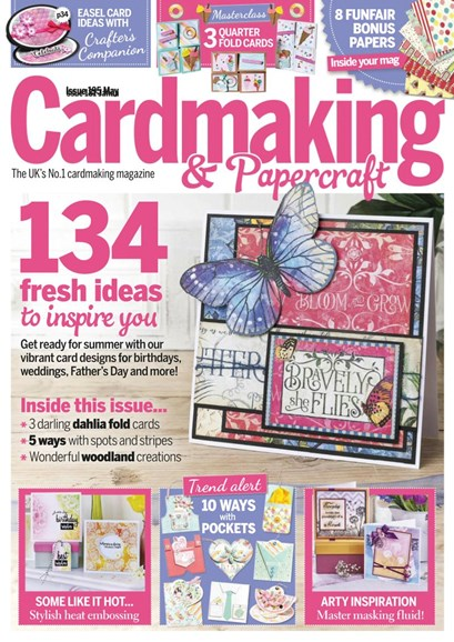 CardMaking & PaperCrafts Cover - 5/1/2019