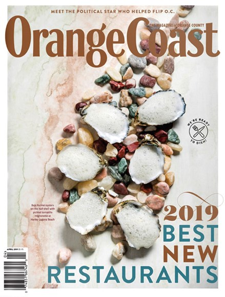 Orange Coast Cover - 4/1/2019