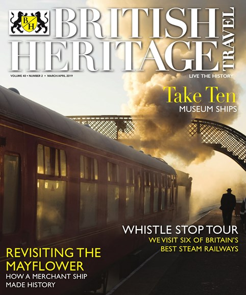 British Heritage Travel Cover - 3/1/2019
