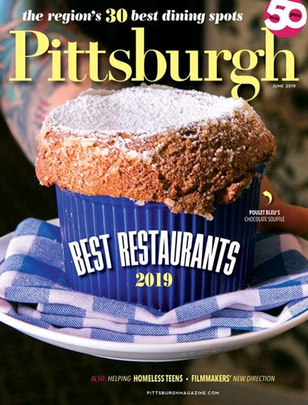 Pittsburgh Magazine Cover - 6/1/2019