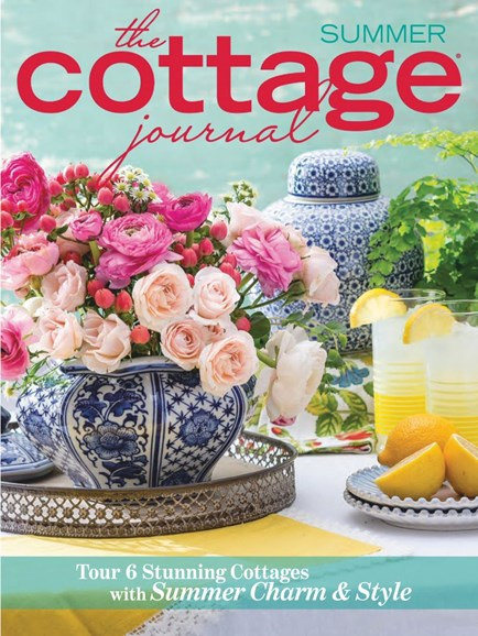 The Cottage Journal Cover - 6/1/2019