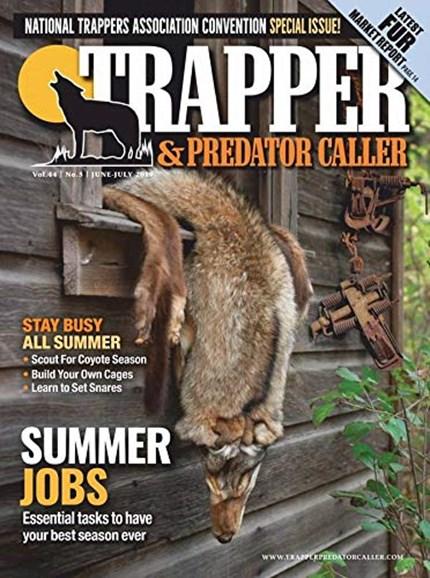 Trapper & Predator Caller Cover - 6/1/2019