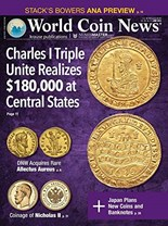 World Coin News | 6/2019 Cover
