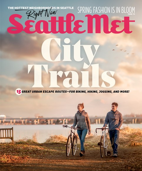 Seattle Met Cover - 4/1/2019
