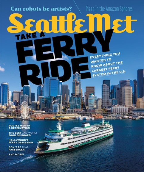 Seattle Met Cover - 5/1/2019